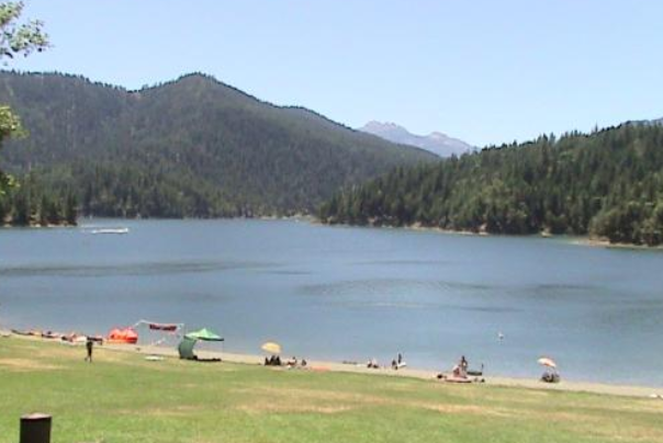 applegate lake day camp area