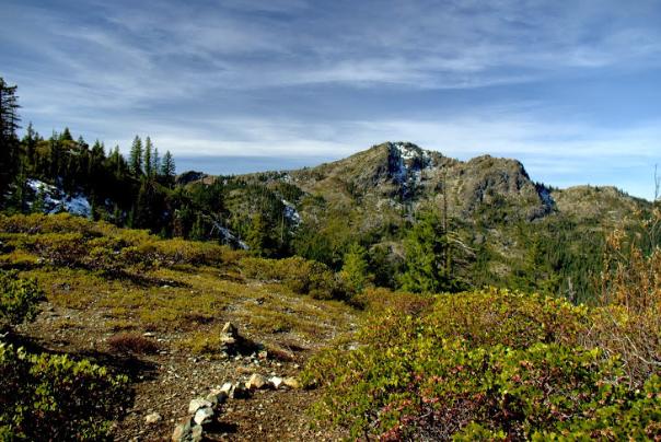 azalea lake trail near applegate oregon