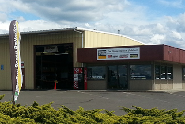 battery systems in medford oregon