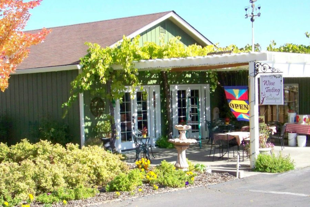 caprice vineyards in central point oregon