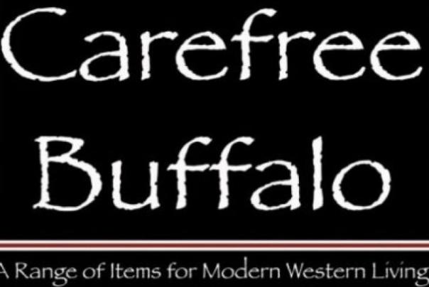 carefree buffalo in jacksonville oregon