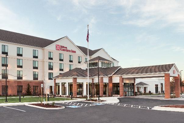 Hilton Garden Inn in Medford Oregon