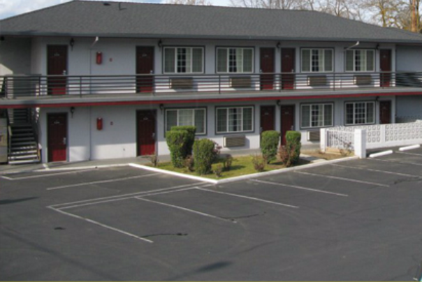 Redwood Inn Motel Medford Medford Or