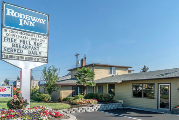 Rodeway Inn in Medford Oregon