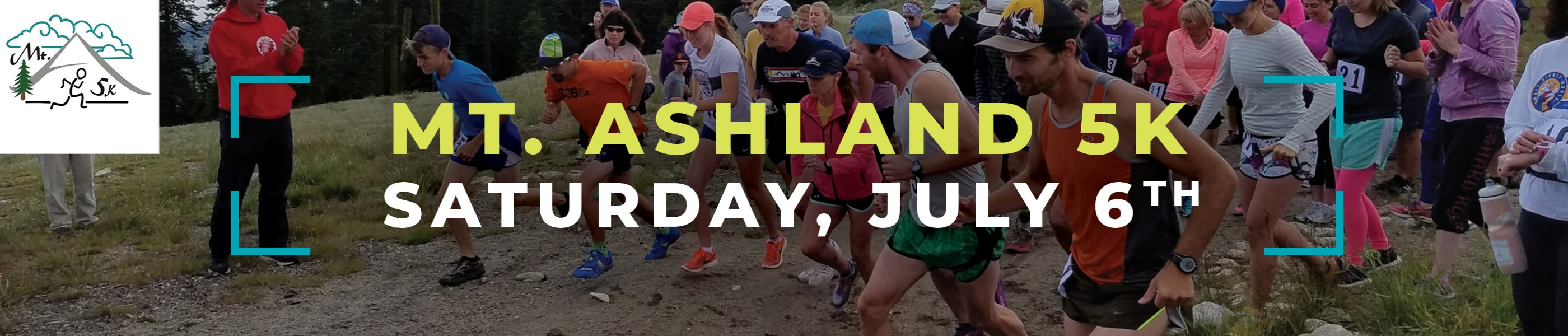 Mt. Ashland 5K in Ashland Oregon