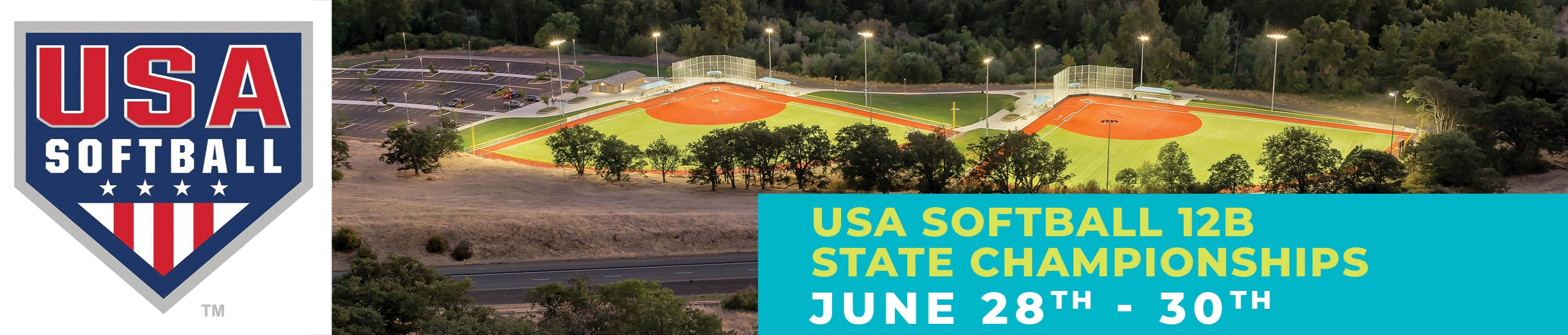 USA Softball 12B Championships in Medford Oregon