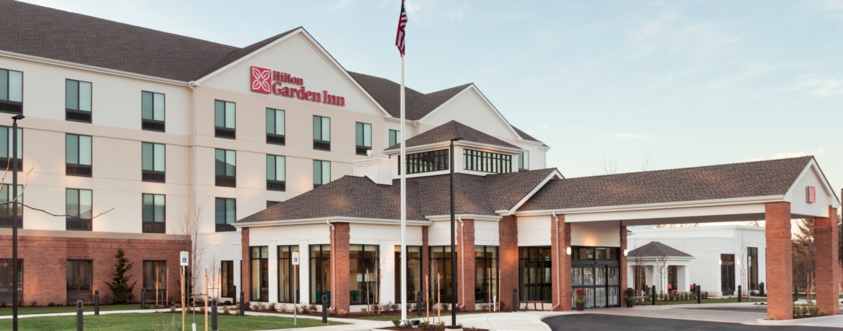 Hilton Garden Inn Hotel in Medford, Oregon