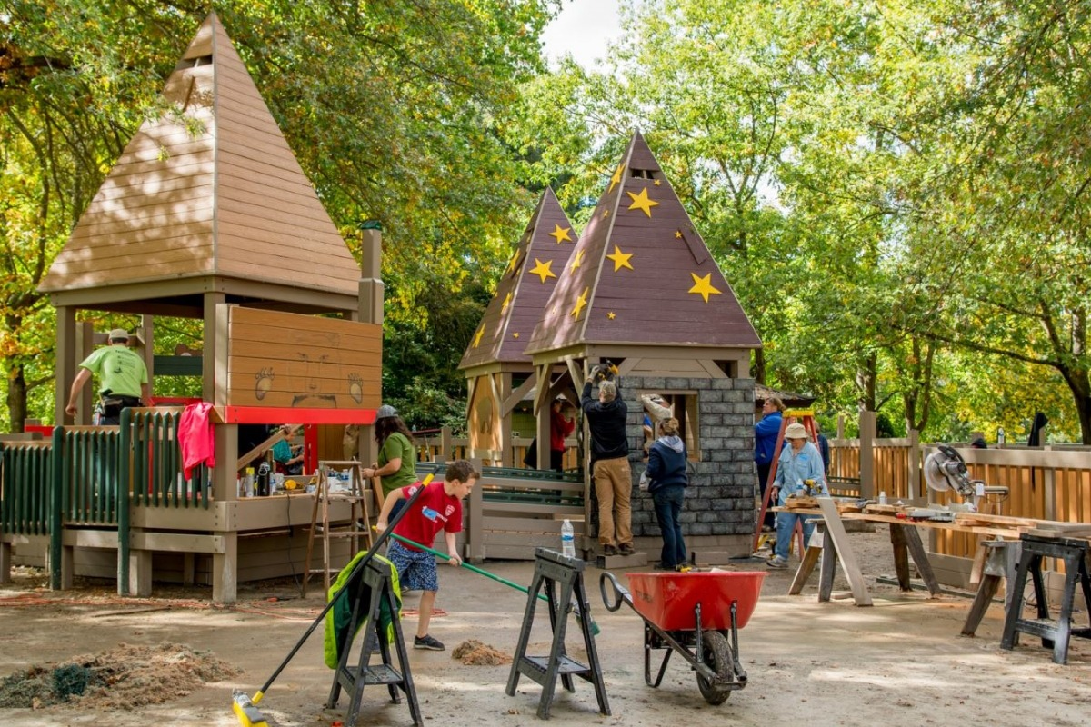 Olsrud Playground, things to do, kids, family friendly