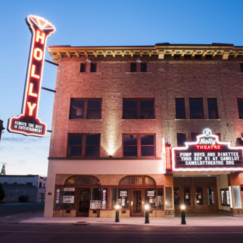 Holly Theatre Medford
