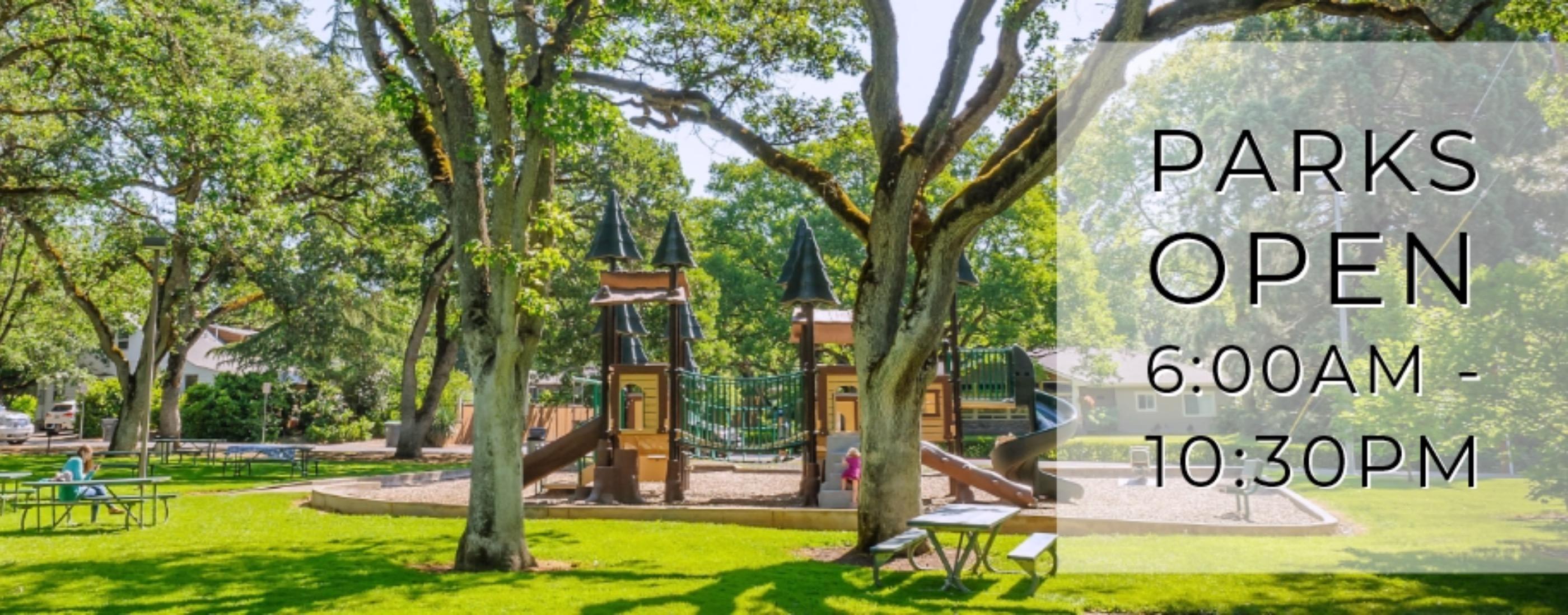 Medford City Parks