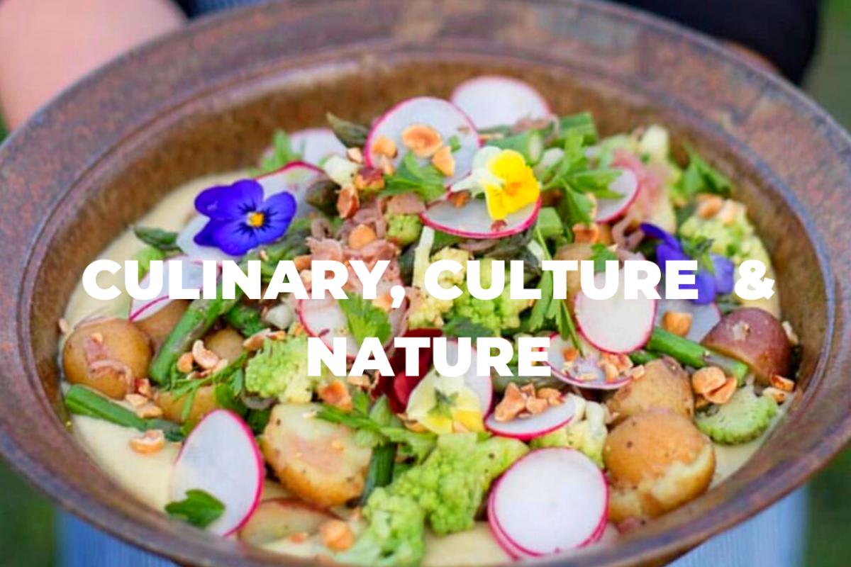 Culinary, Culture, & Nature