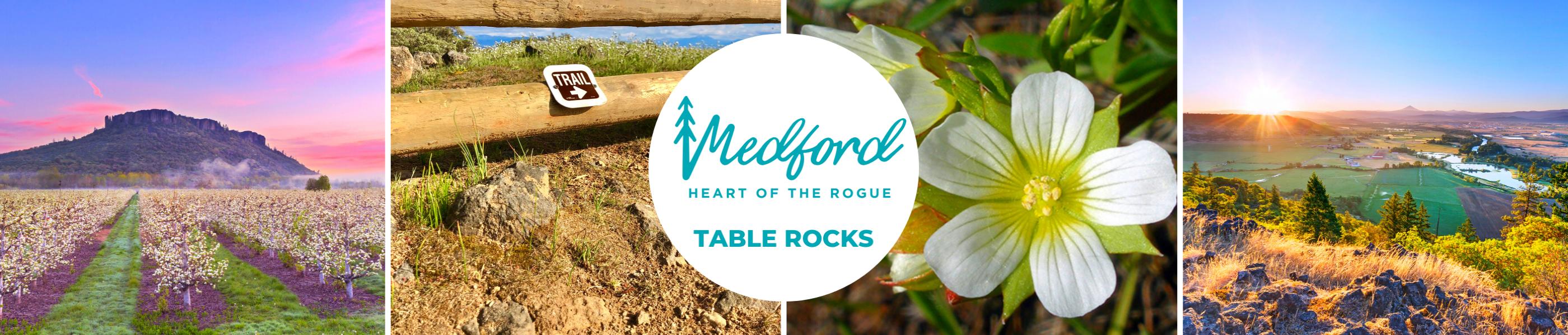 Table Rocks