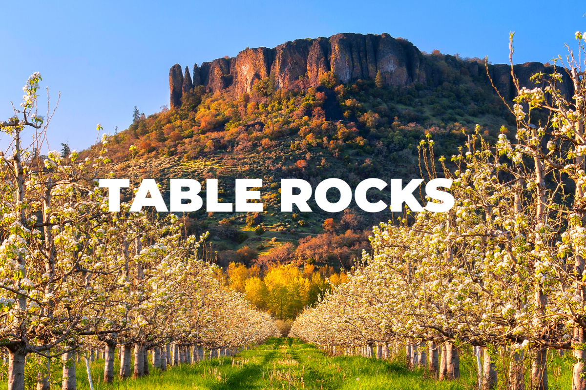Table Rocks