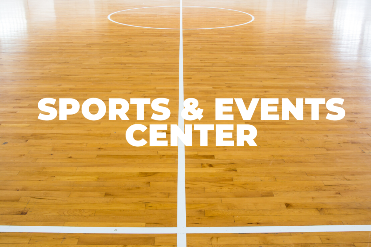 Sports & Events Center