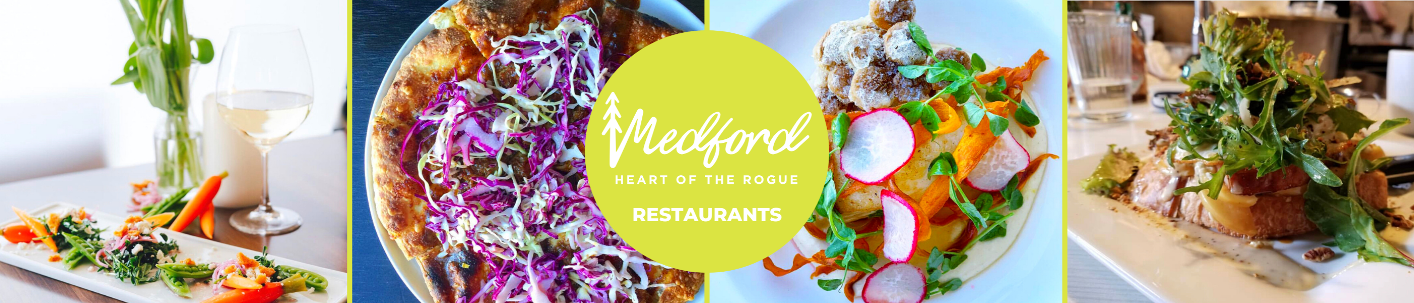 Restaurants, best food in Medford, places to eat, things to do in Medford, heart of the rogue, downtown food