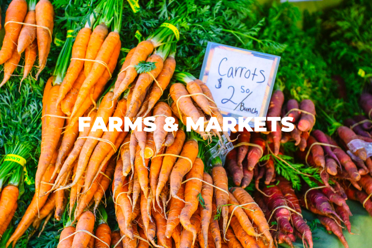 Farms & Markets