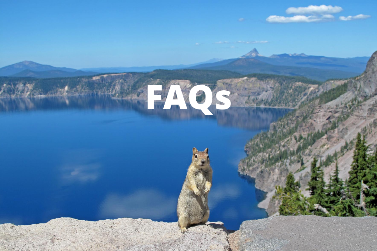 FAQs about crater lake