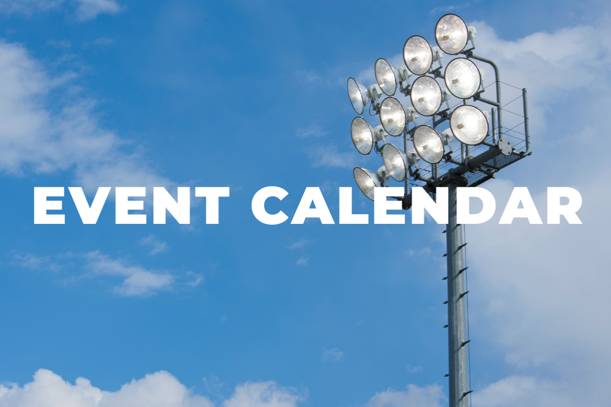 Southern Oregon Sports Calendar