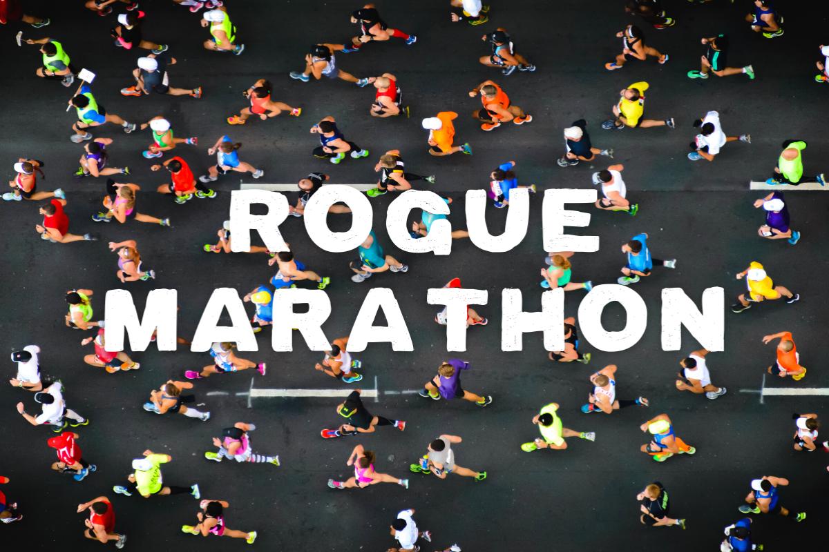 Rogue marathon