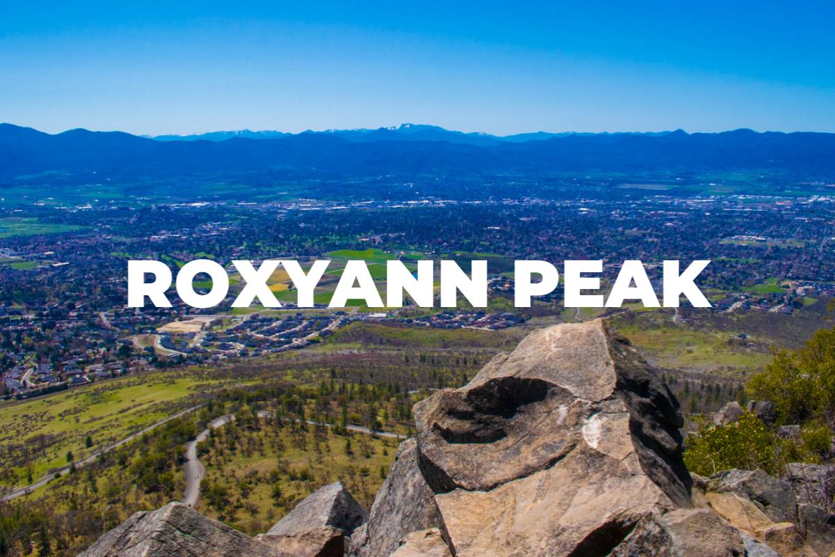Roxyann Peak Trail