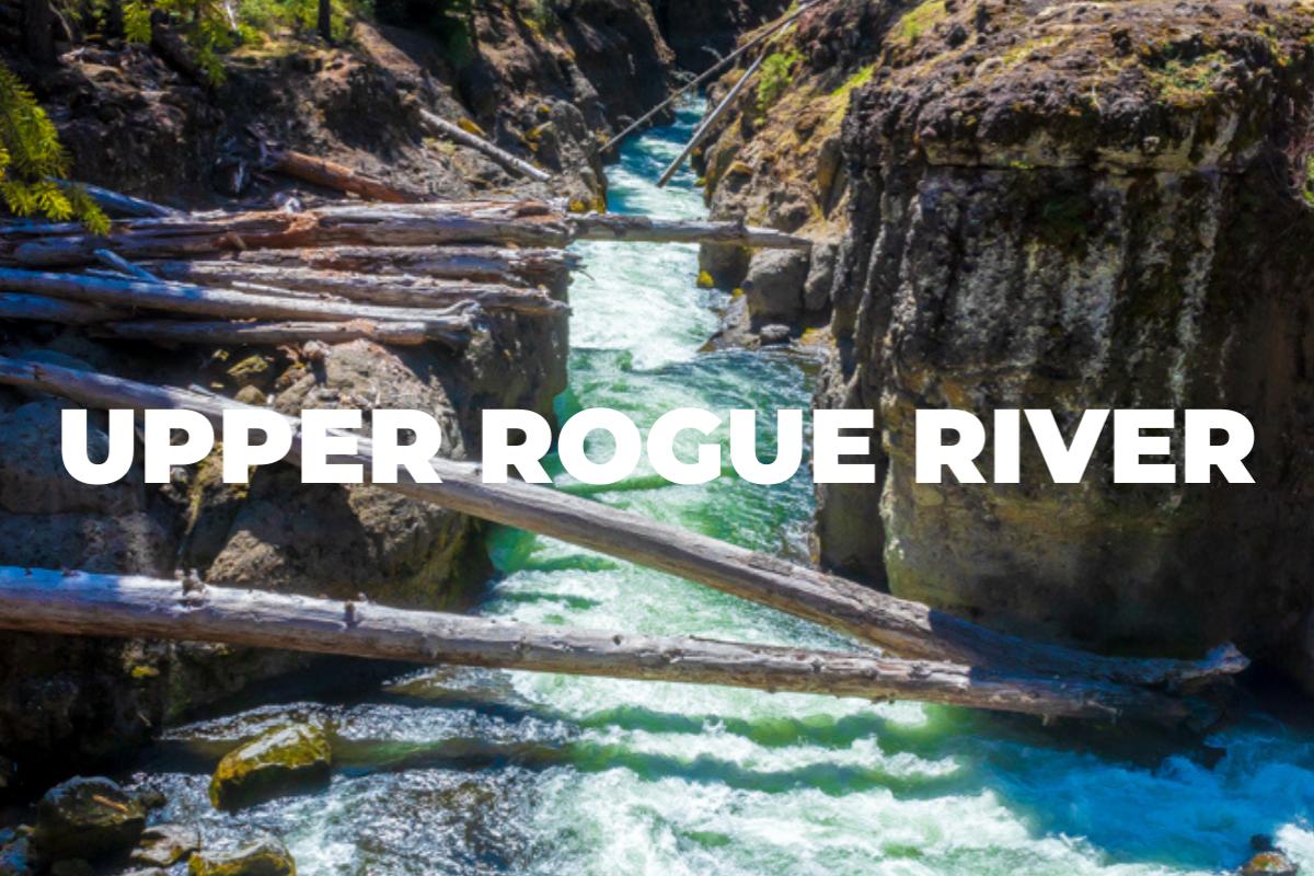 Upper Rogue River Hiking