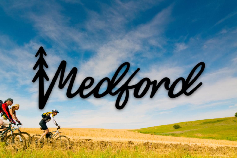 Medford hiking and biking
