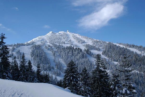 Mt Ashland, things to do, scenery, ski area, snow