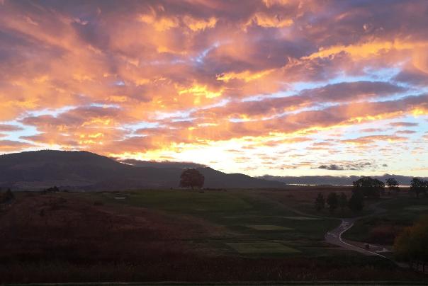 Centennial Golf Club in Medford, Oregon