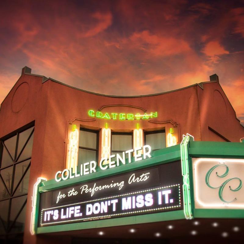 Craterian Theater Medford