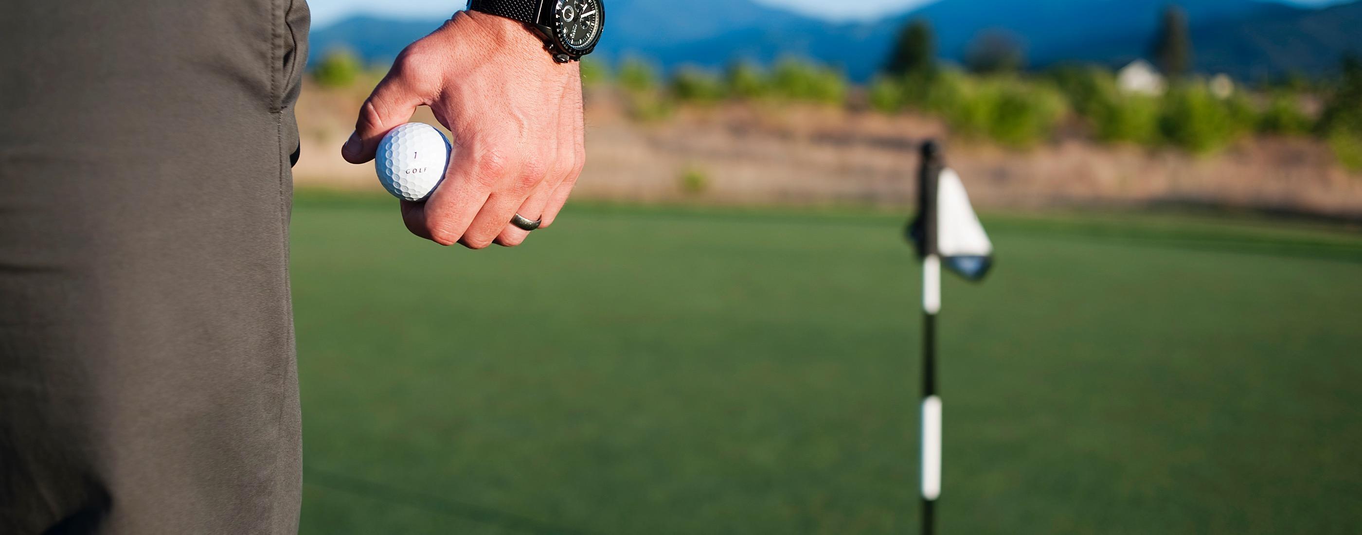 Golfing in Medford, Oregon
