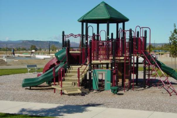 Griffin Oaks Park in Central Point Oregon