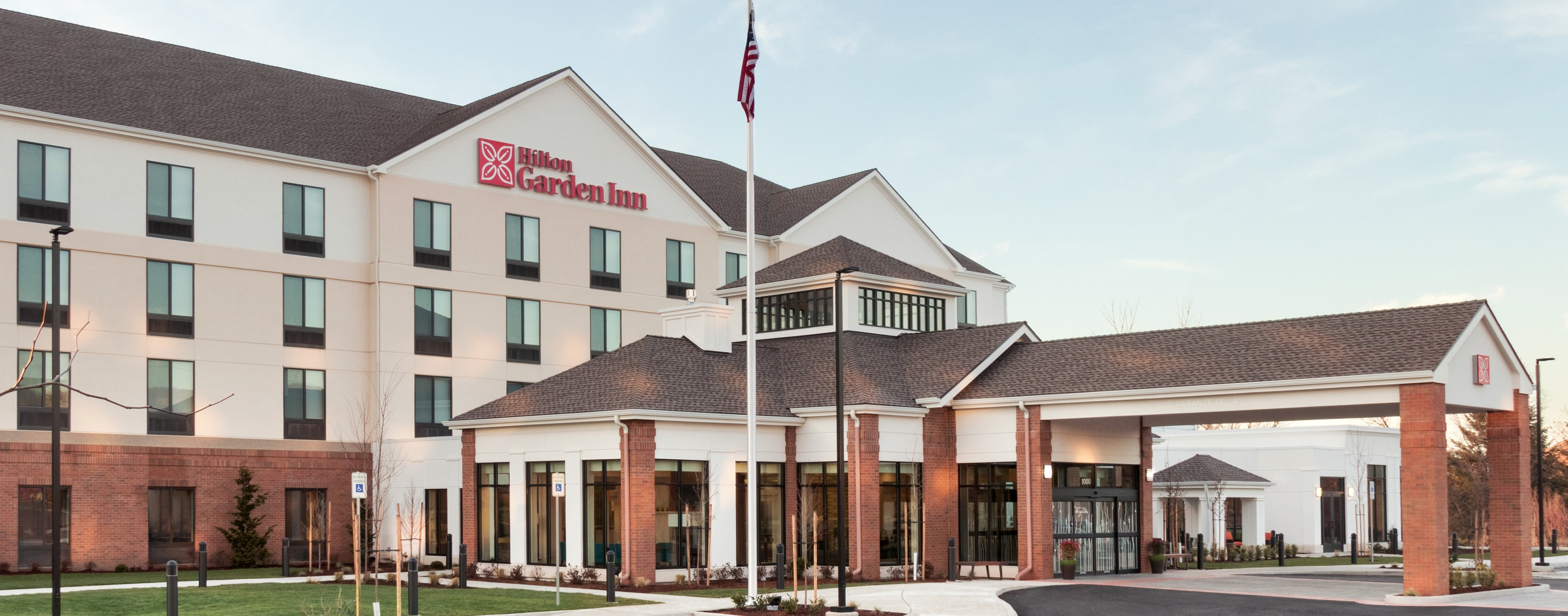 Hilton Garden Inn in Medford Oregon