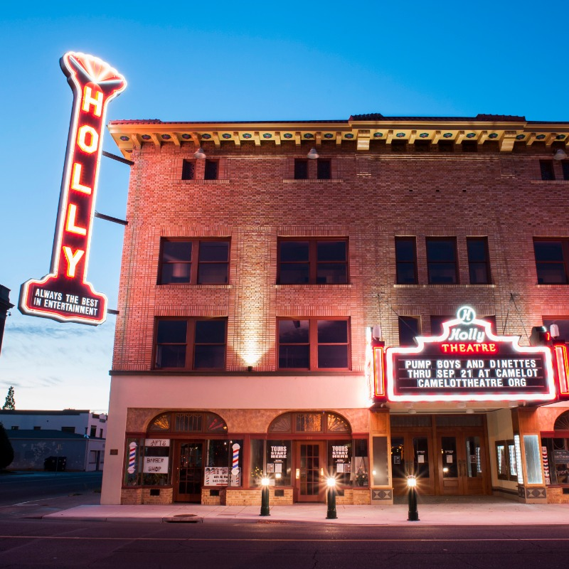 Holly Theater in Medford, Oregon