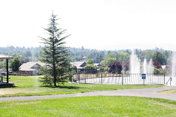 Lone ine Park in Medford Oregon