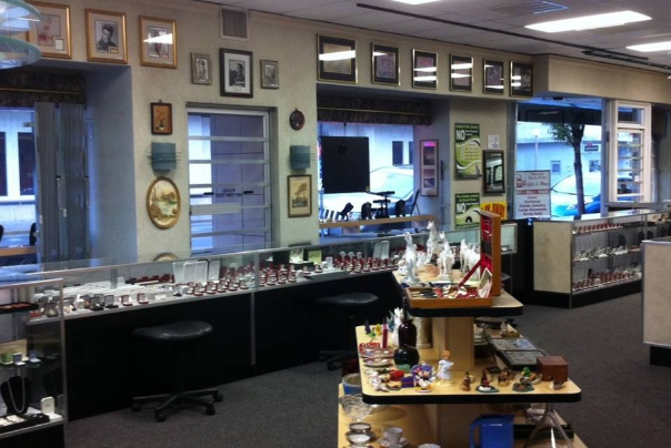 Oregon Trail Coin & Jewelry in Medford Oregon