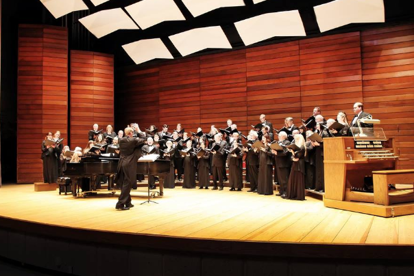 Southern Oregon Repertory Singers in Ashland Oregon