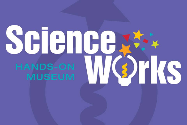 ScienceWorks Hands-On Museum Logo in Ashland Oregon
