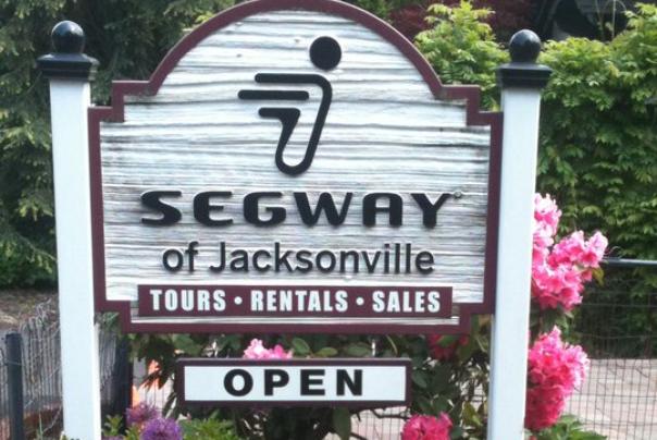 Segway Tours in Jacksonville Oregon